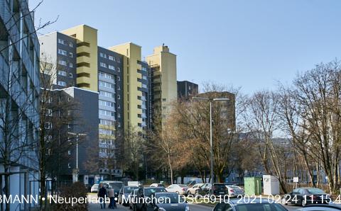 Fassadensanierung am KMR