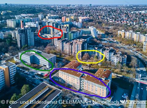 neuperlach.org.gelbmann.org zeigt die kleine und große Fassadensanierung
