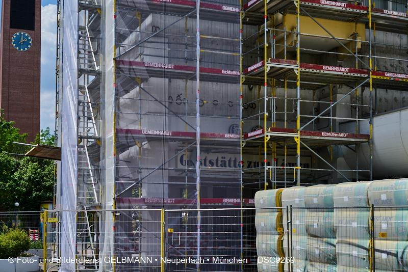 neuperlach.org.gelbmann.org zeigtPanoramafoto vom Plettzentrum