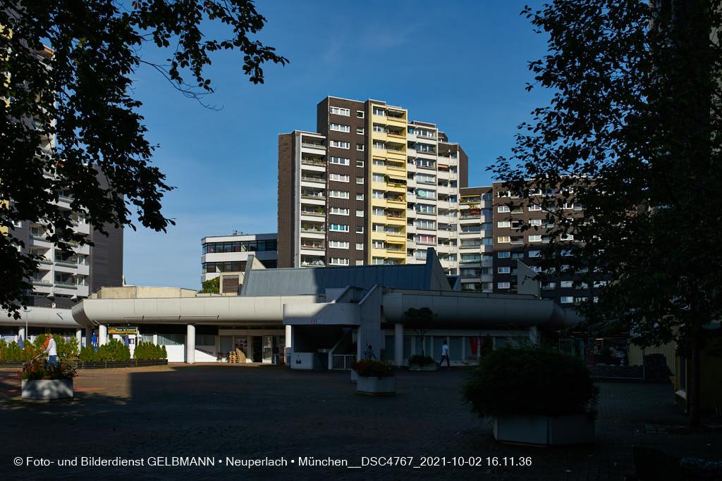 Sanierung Marx-Zentrum in Neuperlach
